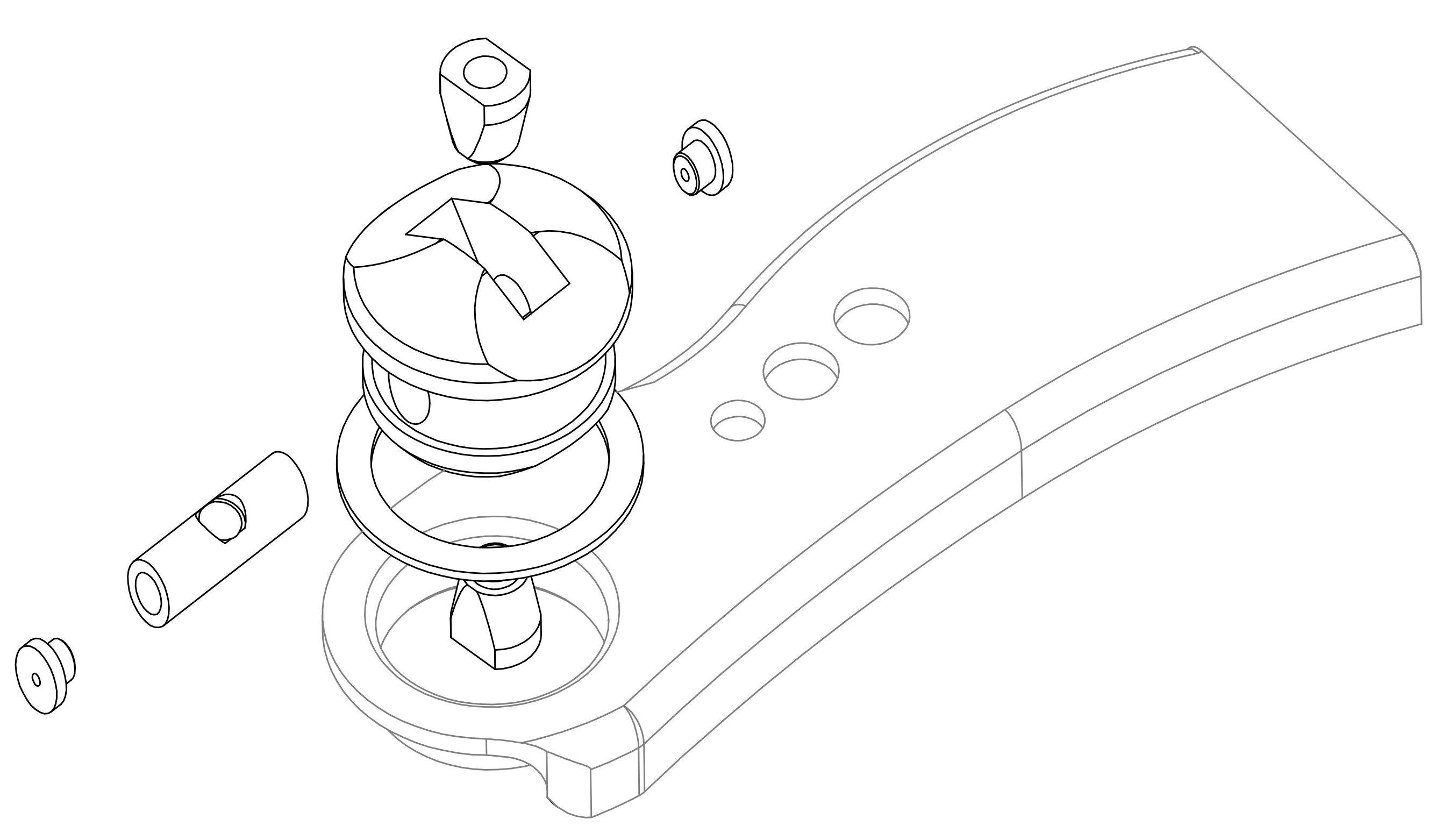 range rover suspension design