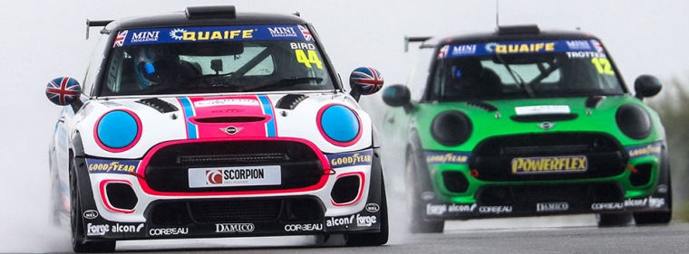 MINI CHALLENGE GEARS UP FOR TOCA DEBUT WITH JCW
