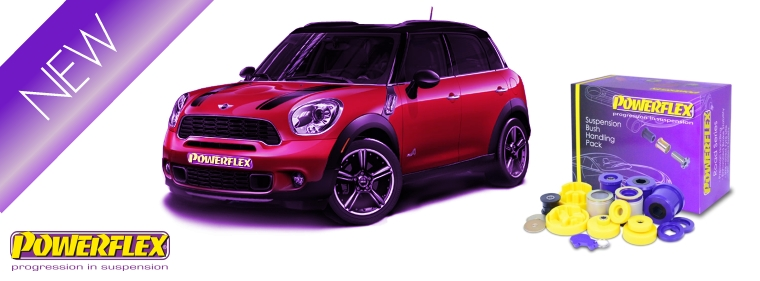 NL2015-49 MINI COUNTRYMAN & PACEMAN R60, R61