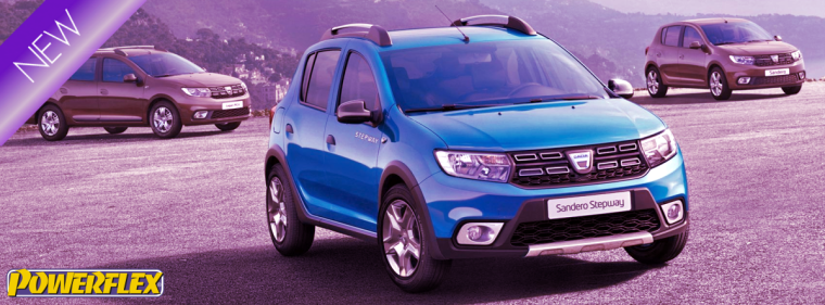 NL2019-40 Dacia Sandero and Logan