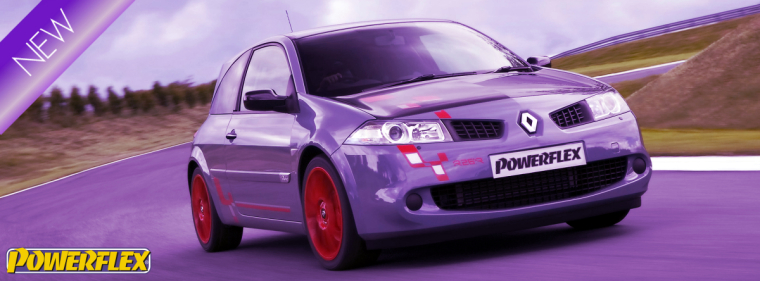 NL2020-36 Megane II RS & Clio III RS Lower Torque Mount