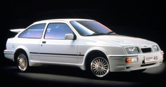 Sierra & Sapphire RS Cosworth 2WD
