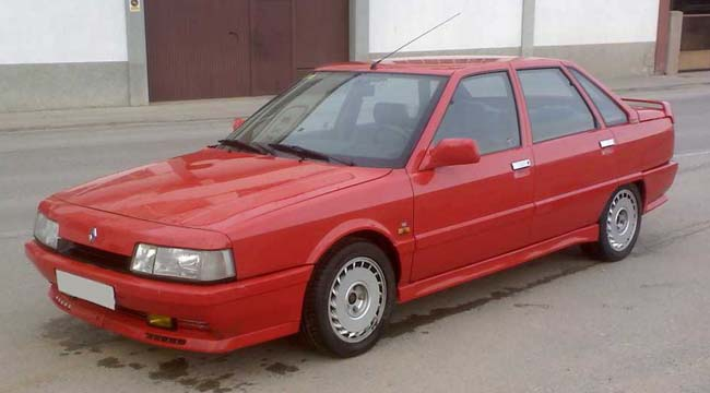 21 inc Turbo (1986-1994)