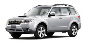 Forester (SH 05/08 on)