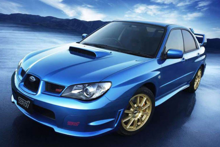 Impreza Turbo inc. WRX & STi GD,GG (2000 - 2007)