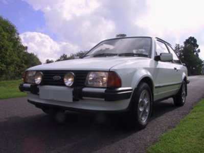 Escort Mk3 & 4, XR3i, Orion All Types (1980-1990)