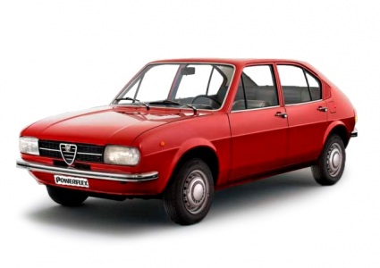 Alfasud inc Sprint (1971-1989), 33 (1983-1995)