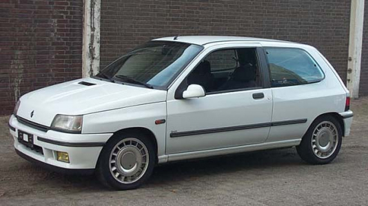 Clio I inc 16v & Williams (1990-1998)
