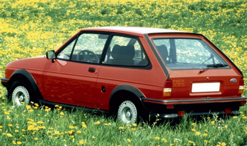 Fiesta Mk1 & 2 All Types (1976-1989)