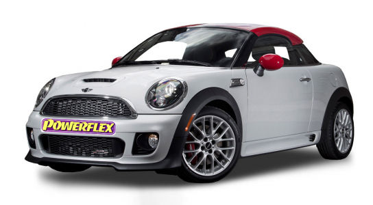 Mini Coupe R58 (2011 - 2015)