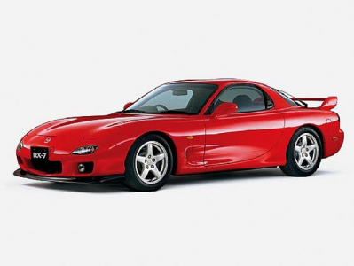 RX-7 Generation 3 Series 6,7,8 (1992-2002)