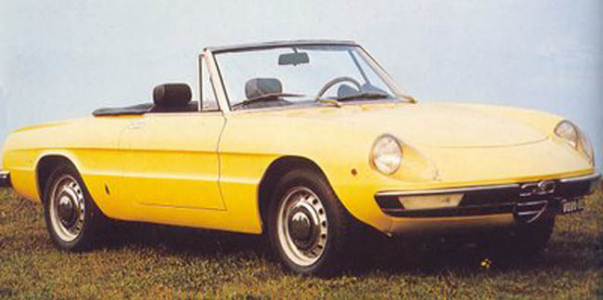 P6 Spider, GTV all series (1967-1994)