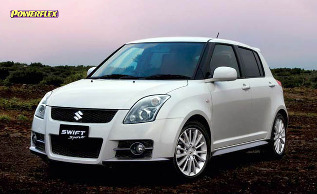 Swift Sport (ZC31S) (2007 - 2010)